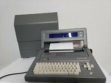 Smith Corona Mark X Pwp Personal Word Processor Model 5d