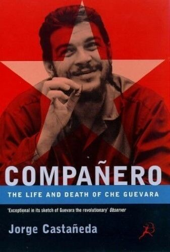 1 of 1 - Companero: The Life and Death of Che Guevara - New Book Castaneda, Jorge