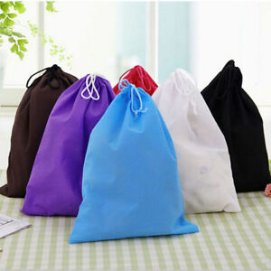 Bag-Storage-Tote-Drawstring-Travel-Pouch-Laundry-Waterproof-Shoe-Portable-NEW