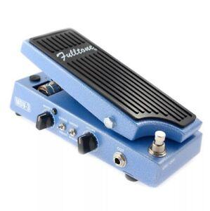 Fulltone-MDV-3-Custom-Shop-Mini-Deja-Vibe-3-Pedale