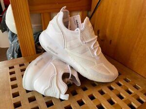 Hommes Adidas Original Zx 2K Boost Entièrement neuf dans sa boîte Taille 10.5 Chaussures De Course