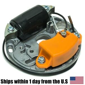 Details about Electronic Ignition Coil Module Assembly for Stihl 070 090  090G Chainsaws