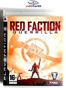 Red-Faction-Guerrilla-PS3-Videojuego-Precintado-Nuevo-Retro-Coleccionistas