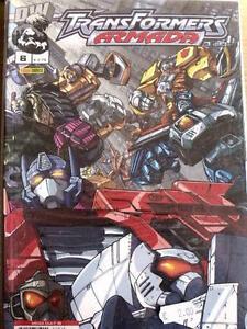 Transformers-ARMADA-Serie-3-di-3-Mega-Cult-n-16-2002-ed-Marvel-Panini-G-170