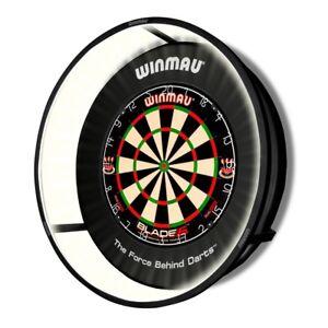 Winmau-Dartboard-Beleuchtung-PLASMA-Dartboard-light-4300-Steeldart-Leuchte-Licht