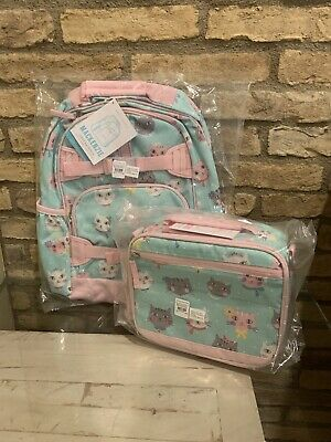Pottery Barn Kids Princess Kitty Large Backpack Cold Pack