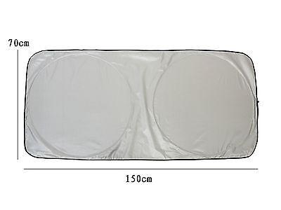 Auto Front Rear Window Sun Shade Car Windshield Visor Cover Block Sunshade
