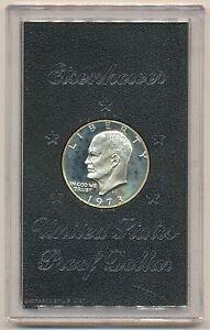 1973-S Silver Eisenhower Ike Dollar Proof