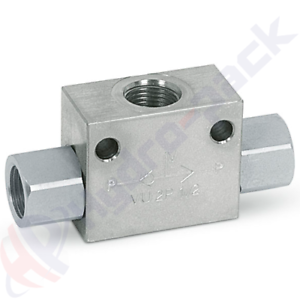 Hidráulica válvula de doble efecto vu2p 1//2 v0670
