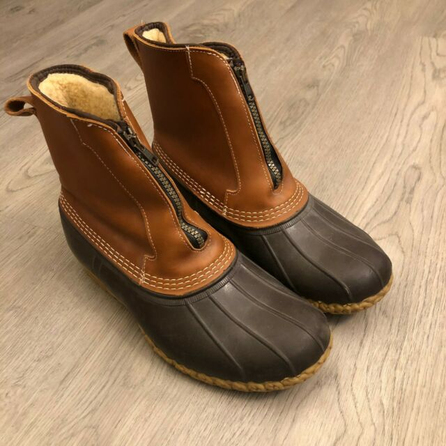 LL Bean Womens Bean Duck Boots