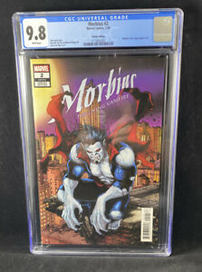 Marvel-Comics-Morbius-The-Living-Vampire-2020-Ryp-Cover-Graded-CGC-9-8-Nice