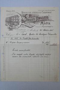 Kautschuk, Jules Roller, Metz / Frankfurt a.M., 1905 - Pirmasens, Deutschland - Kautschuk, Jules Roller, Metz / Frankfurt a.M., 1905 - Pirmasens, Deutschland