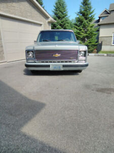1979 CHEVY SCOTTSDALE C/10 SPORT PACKAGE 454 SHORT BOX