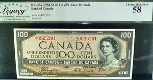 1954-world-famous-DEVILS-FACE-BANKNOTE-1954-100-BANK-OF-CANADA