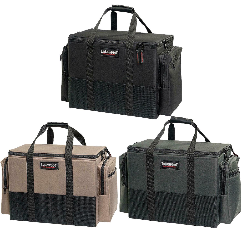 Lakewood Medium Musky Tackle Box Muskie / Pike Lure Storage A037 Bucktails