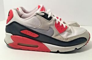 dc86629049 Nike Air Max 90 Infrared 2010 Size 11.5 325018-107 | eBay