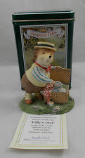 Villeroy & and Boch PICNIC AT FOXWOOD TALES Willy's Dad FT8- BL088