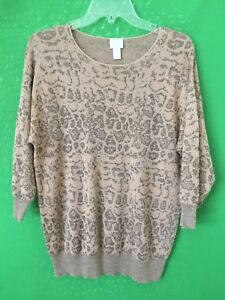 7661-CHICO-039-S-1-pullover-brown-gold-shimmer-sweater-cotton-blend-animal-print