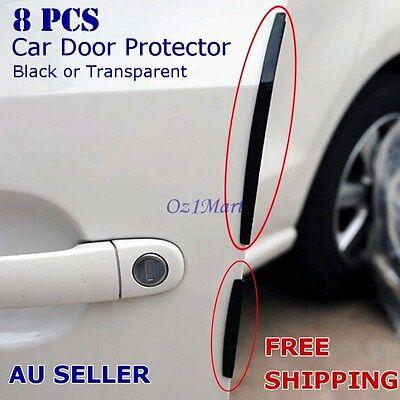 10m  Car Side Door Edge Defender Protector Trim Guard Protection Strip