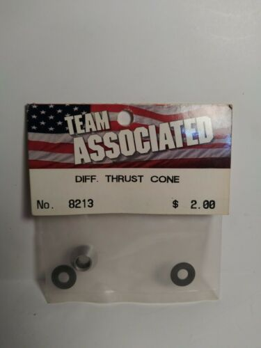 Team Associated Diff Thrust Cone And Washer No 8213