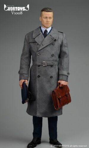 Vortoys 1//6 Scale WW II RAF Britannique Allied Flying Officer V1008 sans poupée