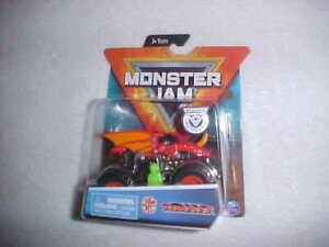 MONSTER-JAM-034-BAKUGAN-DRAGONOID-034-VHTF-NEW-DIECAST-4X4-MONSTER-TRUCKS