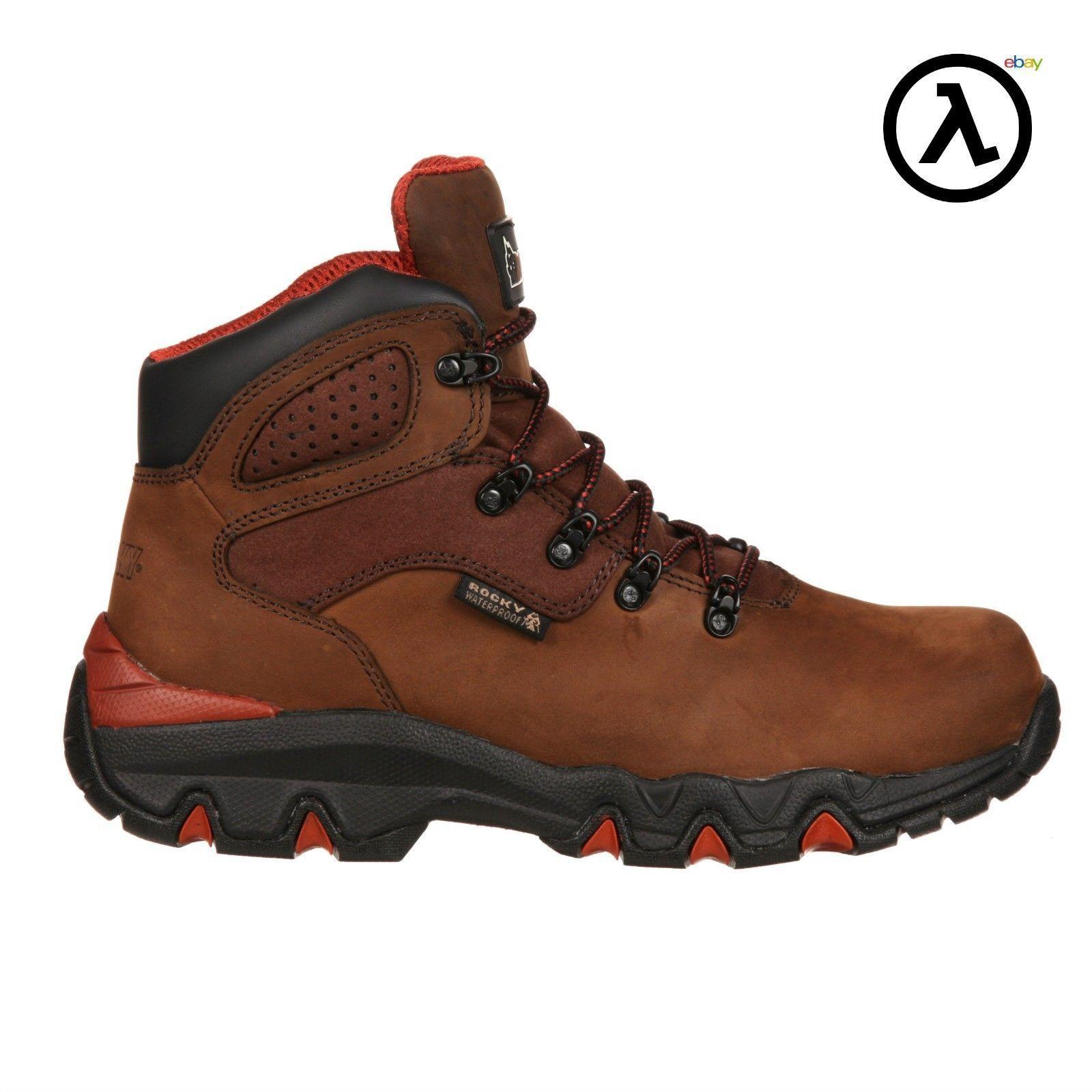 botas para excursionista ROCKY BIGFOOT Impermeable Trabajo rkyk 062  todos Los Tamaños-Venta