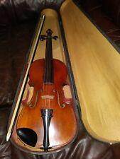 1920's Stradivarius Violin w/ Glasser Bow and GSB Case