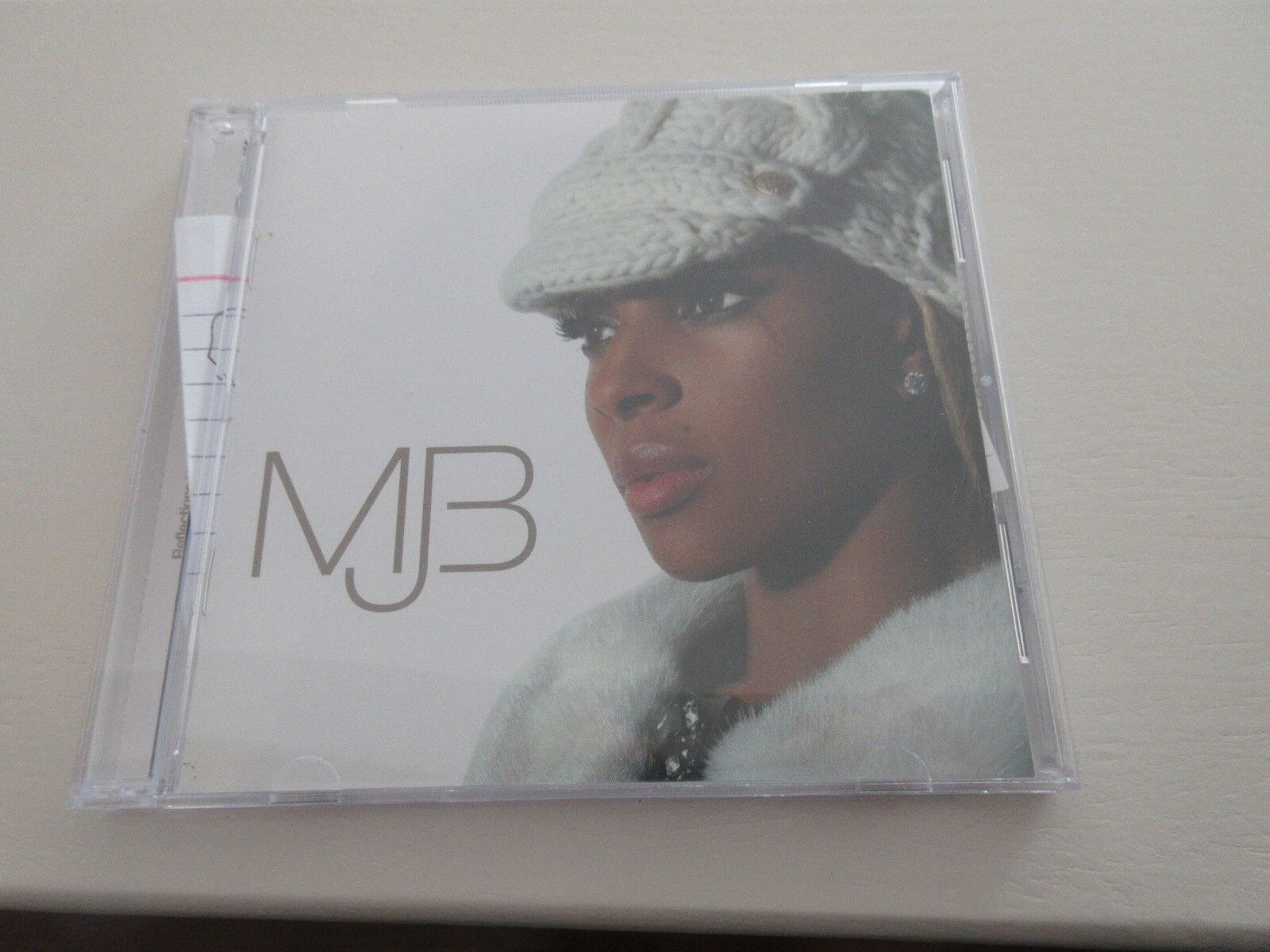 Mary J. Blige , MJB , Reflections (A Retrospective) , C