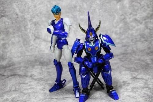 Hitoy Armor Plus Yoroiden Samurai Troopers Hashiba Touma Action Figure