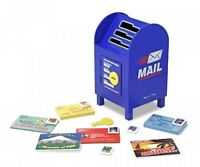 Melissa & Doug Stamp And Sort Wooden Mailbox Activity And Toy on sale
