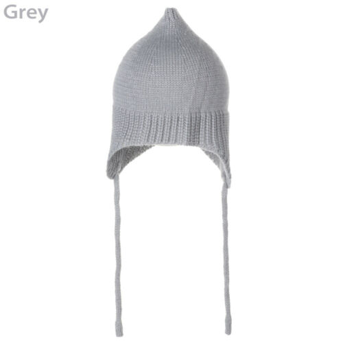 Cute Infant Kids Knitted Hats Beanies Bonnet Toddler Cotton Cap Winter Warm