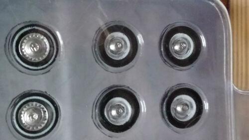 Greenlight V-Dub Exclusive Wheel /& Tires Multipack set de jantes N34