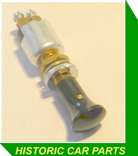 Windscreen Wiper Switch Black Knob for AUSTIN NASH METROPOLITAN 1954-55