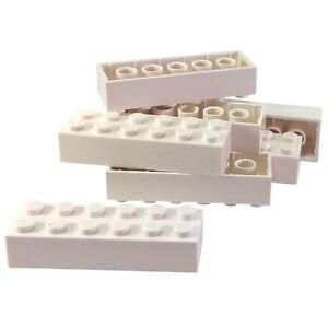 9-NEW-LEGO-Brick-2-x-6-White