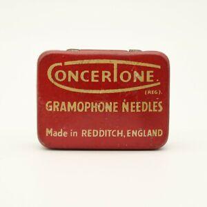 GRAMOPHONE-NEEDLE-TIN-Concertone-Gramophone-Needles-NEEDLE-TIN