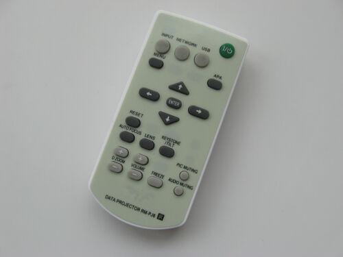 REMOTE CONTROL FOR Sony VPL-PX20 VPL-CX60 VPL-ES4 VPL-VW50 #D1752 LV