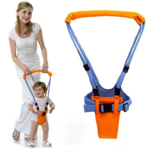 Baby Kid Toddler Harness Bouncer Jumper Learn To Moon Walk Walker Assistant Kit