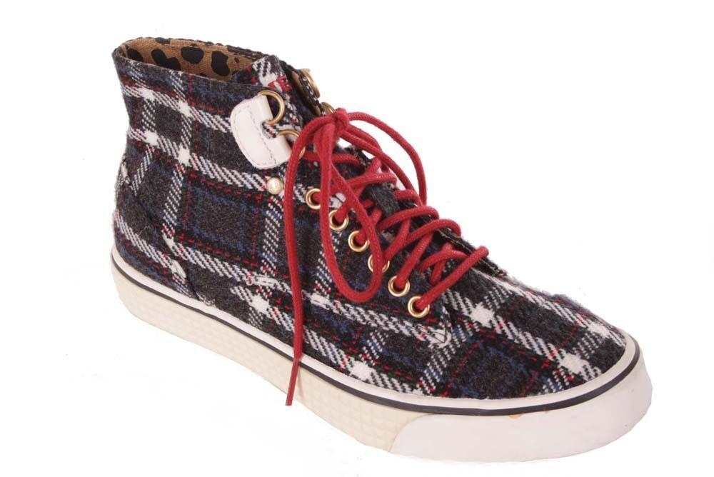 Diesel cortos señora zapatos  Laika  a a a cuadros  162  edición limitada en caliente