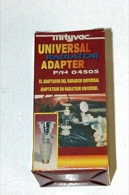 Mityvac MV4508 Universal Radiator Adapter