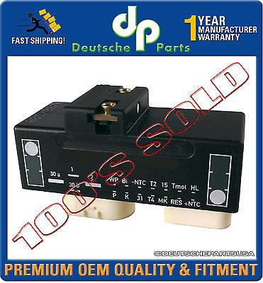 New Radiator Coolant Fan Control Switch Unit Relay For VW AUDI #1J0 919 506 K