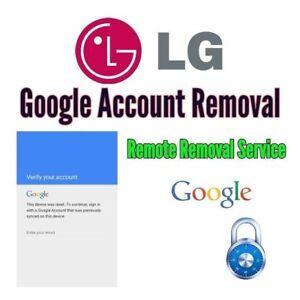 How To Google Unlock An Lg Phone Bypass Google Account LG K7