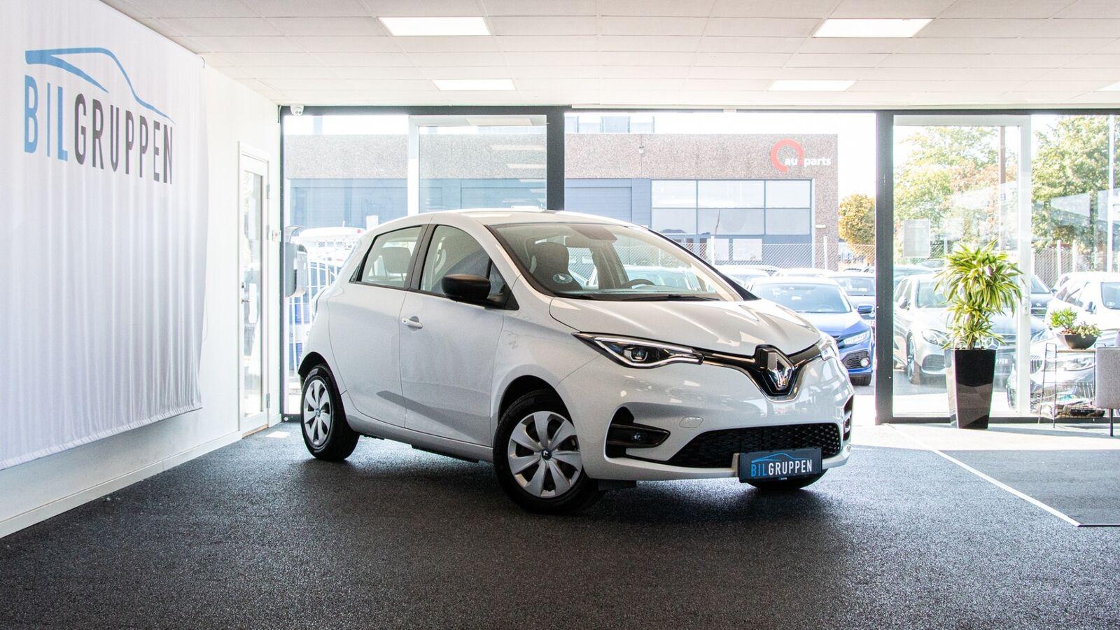Renault Zoe  Life 5d - 178.800 kr.