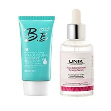 (1+1) Mizon Water Volume BB Cream + UNIK Rose Galactomyces Synergy Serum