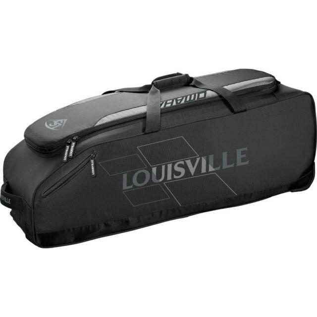 NEW Louisville Slugger TPX Pro Locker Baseball Softbal Bat Bag Black