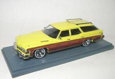 Buick Station wagon (Yellow/WOOD)