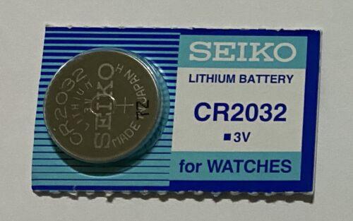 SEIKO Lithium Battery CR2032