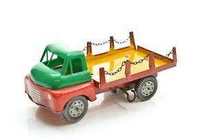 Wells Brimtoy Bedford S Camion à chaîne pour camion plat