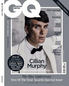 gq magazine british october 2017 cillian murphy mark hamill nick