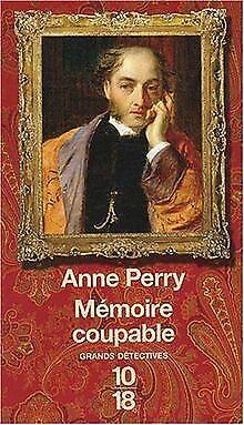 Mémoire coupable von Perry, Anne | Buch | Zustand gut